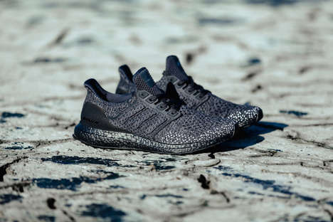 Breathable Knit Sneakers