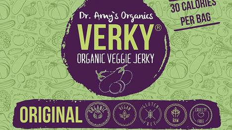 Jerky-Style Eggplant Snacks