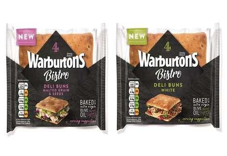 Premium Artisan Sandwich Breads