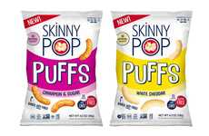 Puffed Whole Grain Snacks
