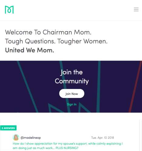 Subscription Motherhood Platforms