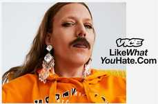 Feed-Balancing Social Campaigns - Vice is Asking People to 'Like What You Hate' on Facebook