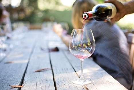 App-Connected Wine Bottles