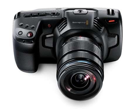Cinematic 4K Cameras