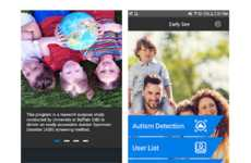 Proactive Autism-Diagnosing Apps - The 'Early See' App Uses Facial Recognition to Assess Autism Risk