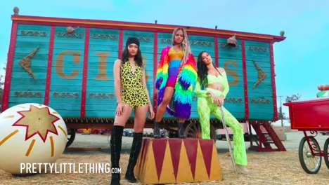 Carnival-Style Festival Fashion