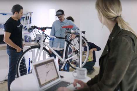 Promotional Ultra-Safe Bicycles