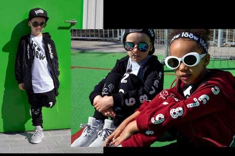Hip Youth Streetwear Lookbooks