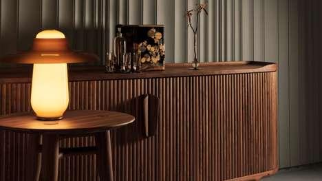 Opulent 20th Century Furniture