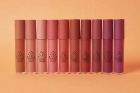 Comfortable Matte Lipsticks