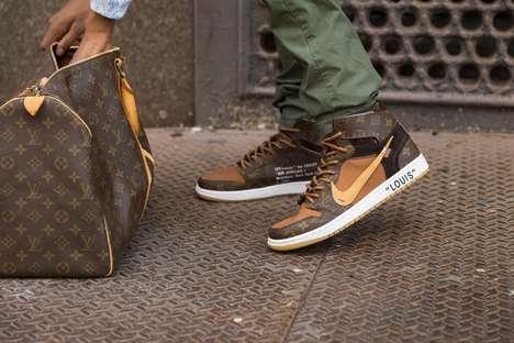 Celebratory Luxury Sneakers