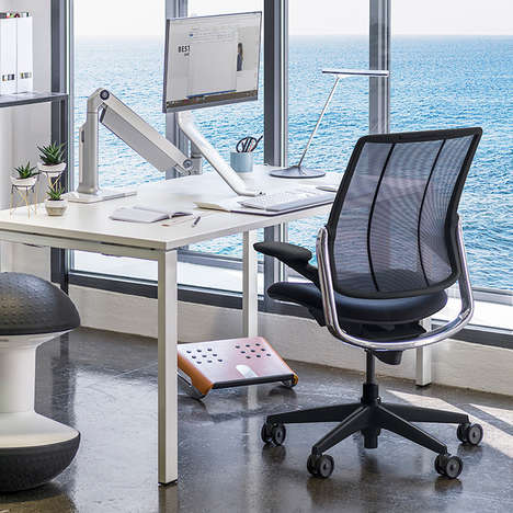 Plastic Waste Office Chairs