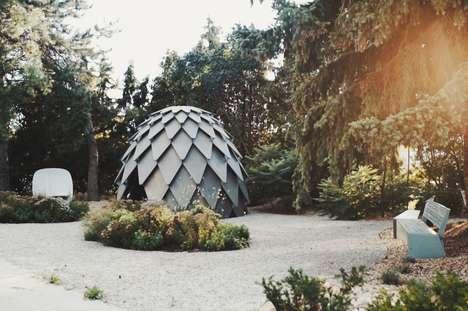 Movable Arboreal Gazebos