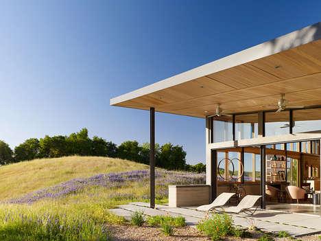 Nature-Inspired Modern Dwellings