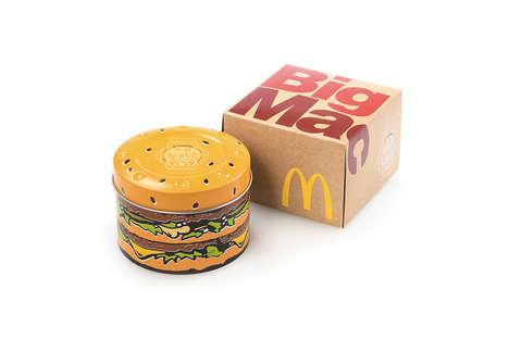 Celebratory Fast Food Capsules