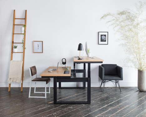 Customizable Raised Workstations