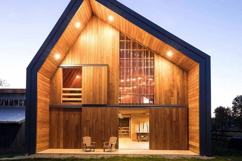 Re-Imagined Barn Houses