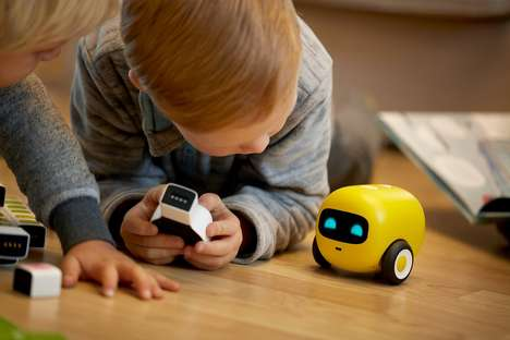 Screenless Coding-Teaching Toys