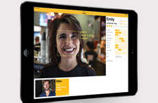 Facial Recognition Coffee Shops - This Facial Recognition for Cafes Offers More Personal Service