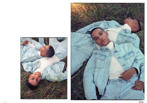 Twinning Menswear Editorials