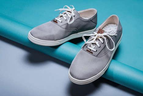Versatile Hawaiian-Themed Shoes