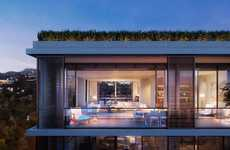 Luxe Apartment Hotel Designs - Residences at West Hollywood Edition Hotel Can Be Rented Long-Term