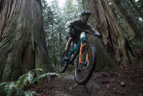 Olympian-Tested Mountain Bikes