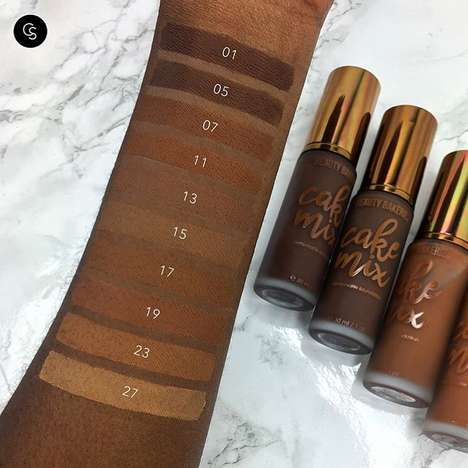 Diversity-Promoting Cosmetics