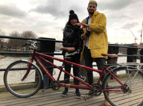 Romantic Tandem Bicycle Tours