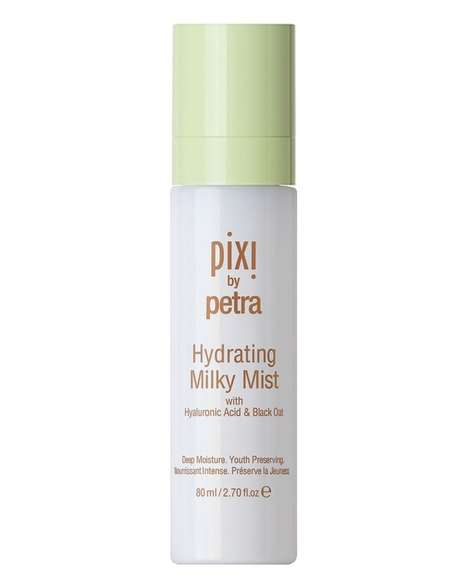 Calming Moisturizing Sprays - Pixi by Petra's Lightweight 'Hydrating Milky Mist' Nourishes the Skin