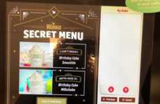 Secret Convenience Store Menus