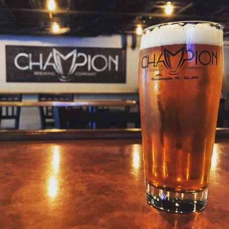 AI-Brewed Beers