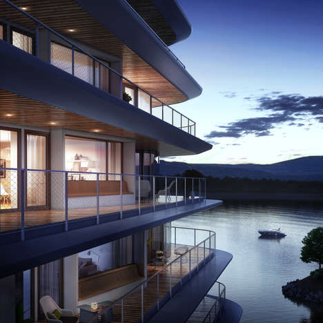 Customizable Apartment Complexes