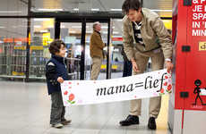 Touching Airport Banner Printers