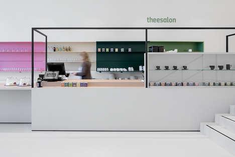 Chic Clean-Cut Interior Designs