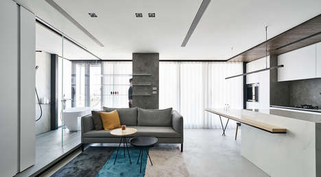 Minimal Tiny Apartment Designs