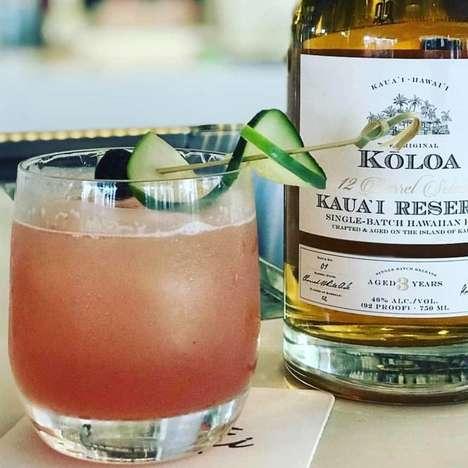 Aged Hawaiian Rums