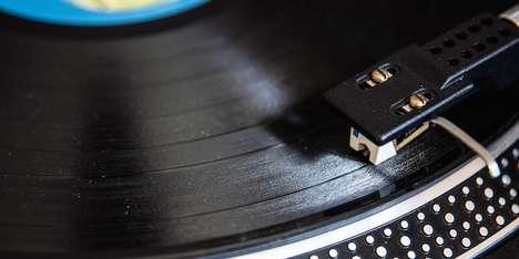 High-Definition Vinyl Records
