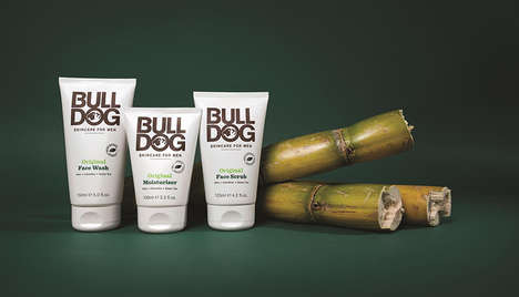 Eco-Friendly Men's Skincare