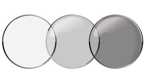 Self-Tinting Contact Lenses