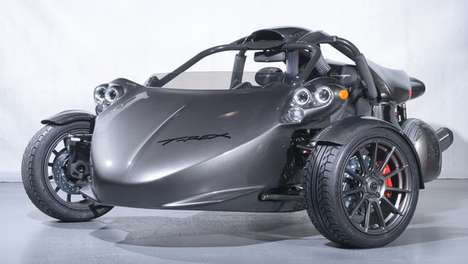 Supercharged Electric Three-Wheelers