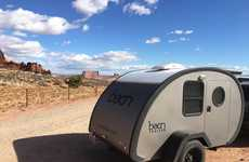 Ruggedized Camping Trailers
