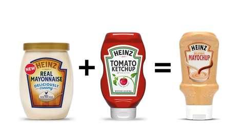Hybrid Mayonnaise Condiments