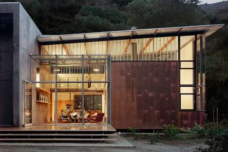 Contemporary Canyon Retreats