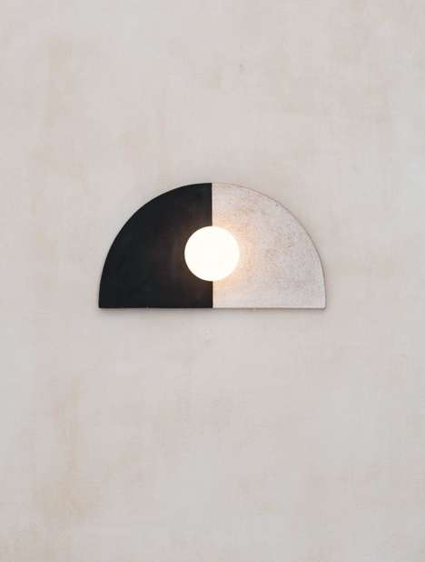 Eastern Iconography-Inspired Lights