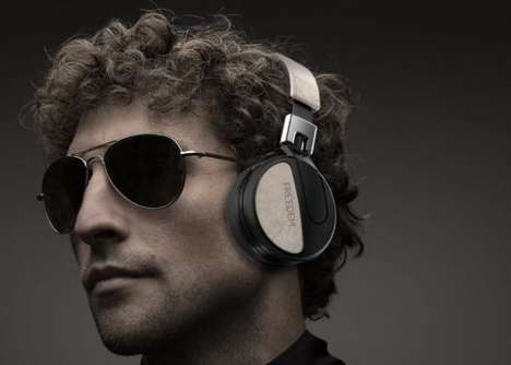 Omnidirectional Bass Headphones