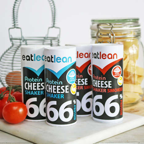 Shakeable Protein Cheeses