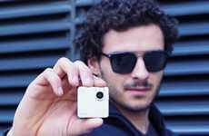 Miniature 4K Wearable Cameras
