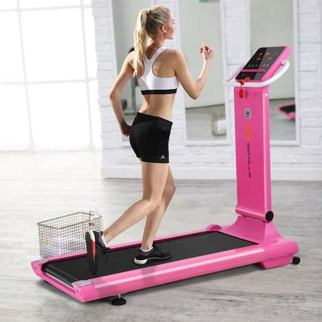 Compact Portable Workout Treadmills