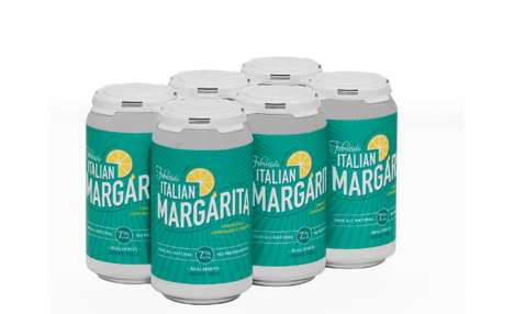 Handcrafted Canned Margaritas